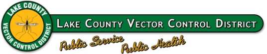 Lake County Vector Control District