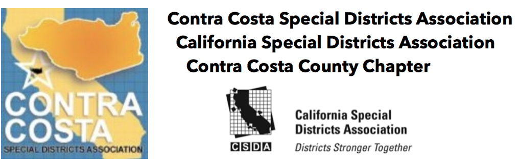 Contra Costa Special Districts Association - Administration provided by Ironhouse Sanitary District