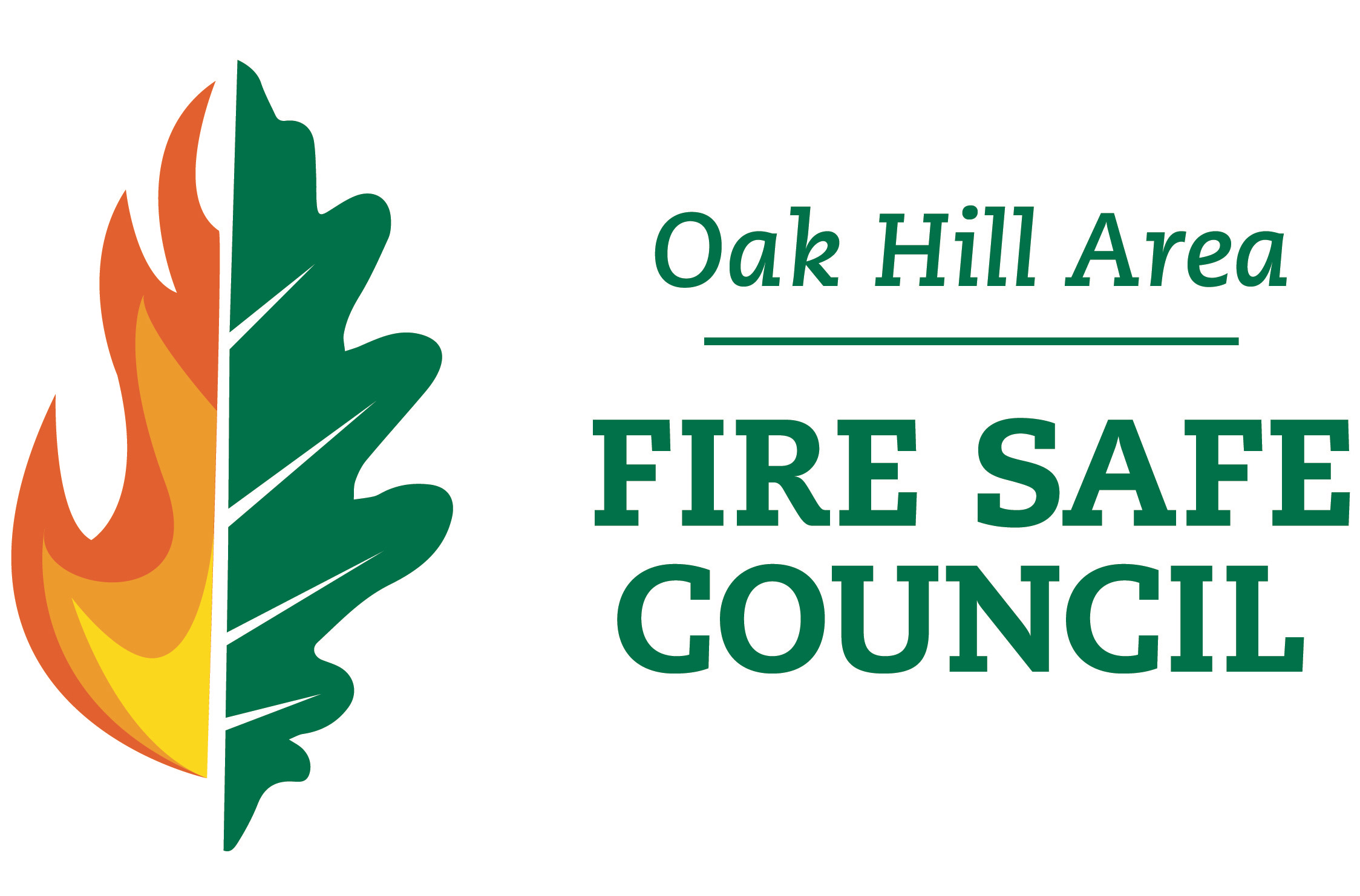 Oak Hill Fire Safe Council