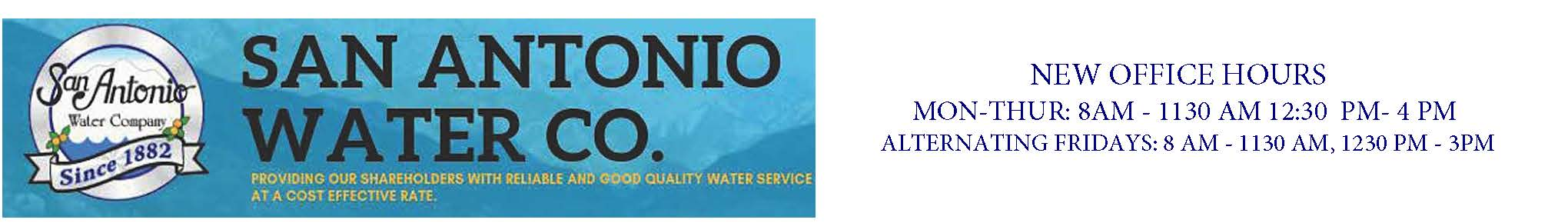San Antonio Water Company