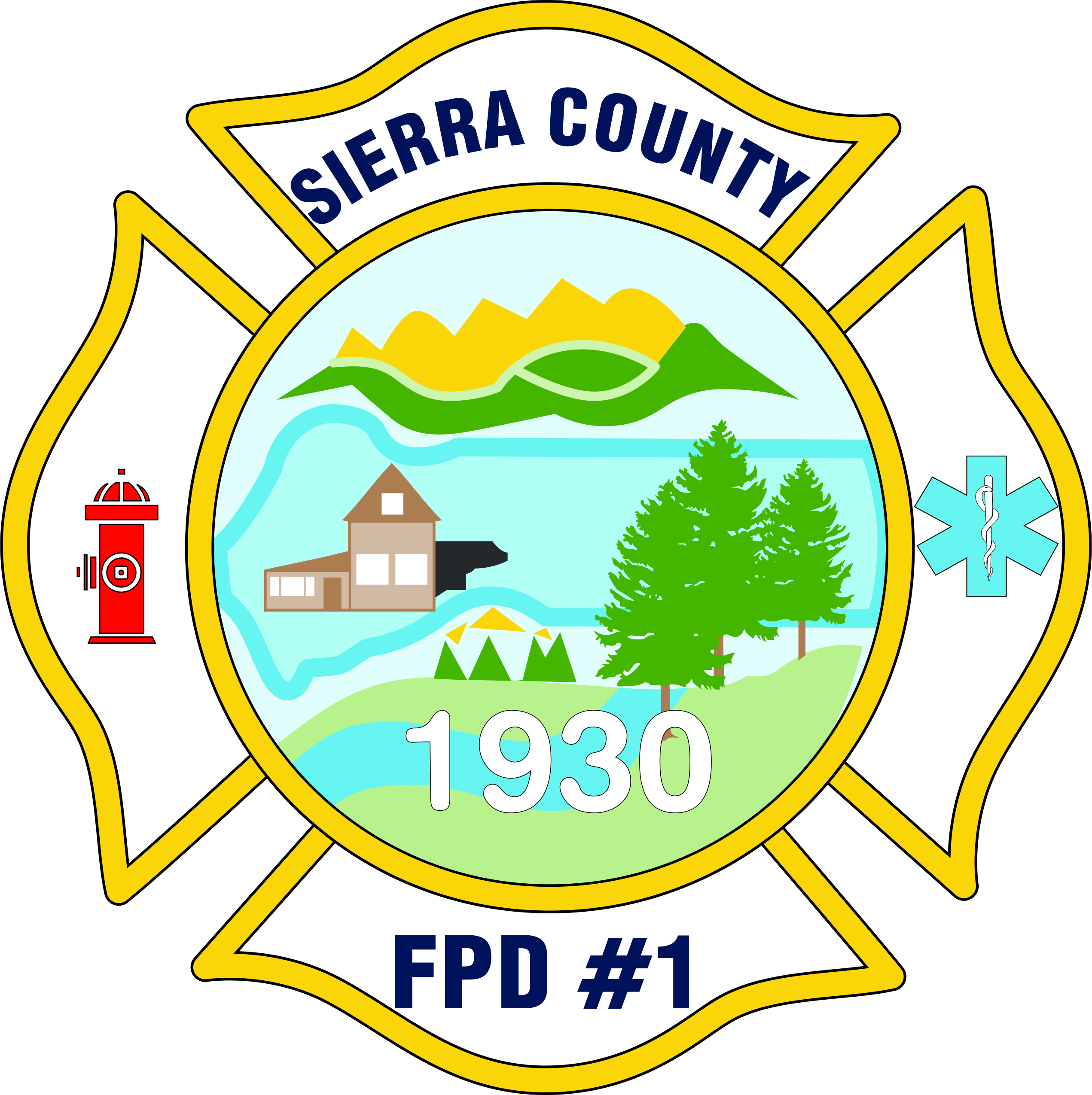 Sierra County Fire Protection District #1