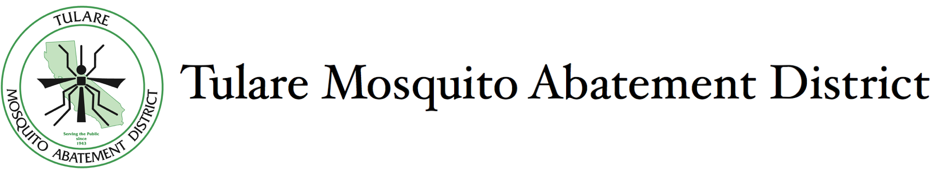 Tulare Mosquito Abatement District
