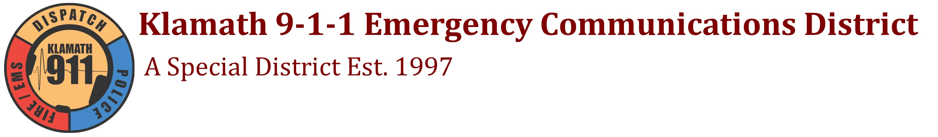 Klamath 9-1-1 Emergency Communications District