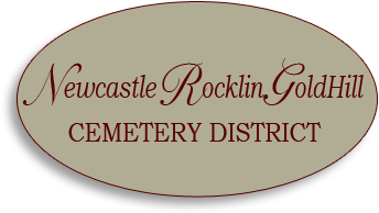 Newcastle-Rocklin-Gold Hill Cemetery District