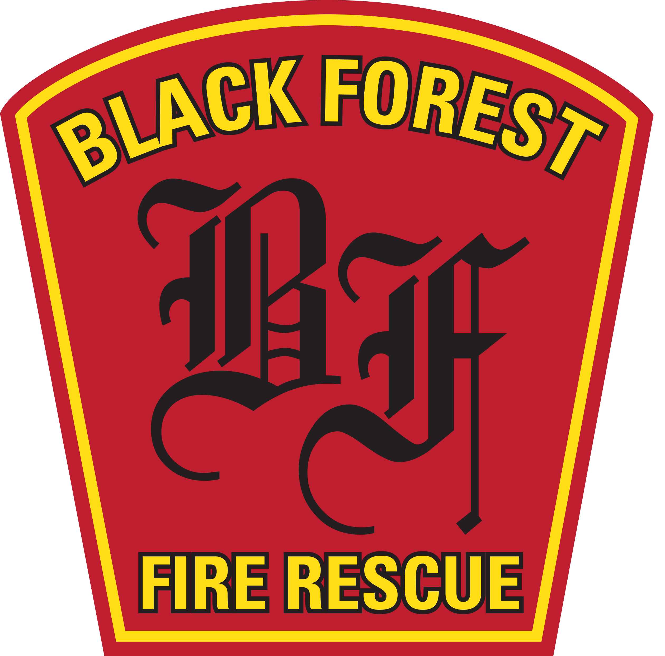 Black Forest Fire Rescue