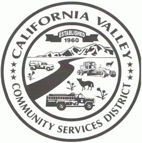 California Valley Community Services District
