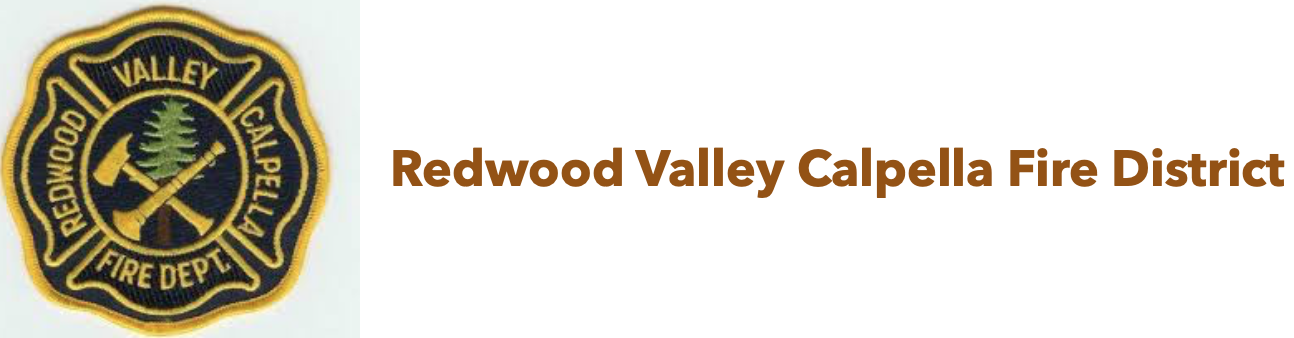 Redwood Valley-Calpella Fire Department